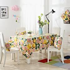 Große Kunststoff Candy Farbe Tischdecke Küche Esszimmer Bar
