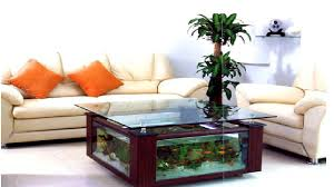 15 cool aquarium coffee tables