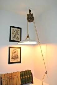 plug in hanging lights