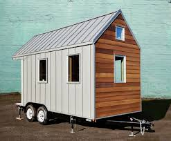 Small Picture The Miter Box Modern Tiny House on Wheels by Shelter Wise LLC