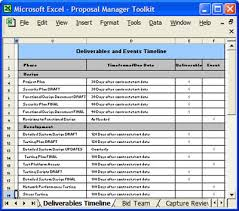 Proposal Manager Templates 25 Word Excel Templates Forms