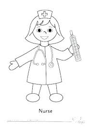 Funny Nurse Coloring Pages Coloring Games Movie