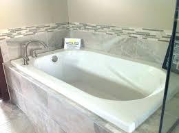 tiling a bathtub tiling around a tub motivate bath how to tile bathtub surround bathroom the
