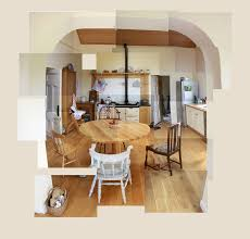 home spaces furniture. Kitchen Extension Finishing A Farmhouse Eighty Years Later Home Spaces Furniture G