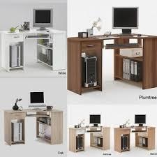 office corner shelf. Image Is Loading Computer-Desk-Office-Home-Drawer-Wood-Table-Bedroom- Office Corner Shelf I
