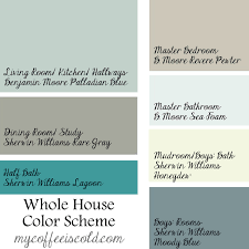 The Perfect Paint Schemes For House Exterior House Color Schemes - Color schemes for house exterior