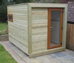 Small Picture Contemporary garden sheds uk