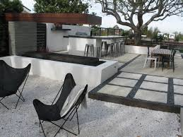 modern concrete patio designs. Black Metal Chairs With Stamped Concrete Ideas For Modern Patio Design Designs O