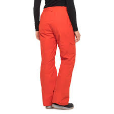 The North Face Freedom Ski Pants Waterproof Insulated Short For Women