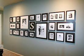 40 Unique Wall Photo Display Ideas For You Wall Picture Display Ideas