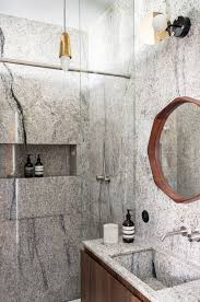 French Bathroom Tiles Tour A Single Dads Moody And Masculine French Apartment Shower