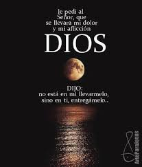 Christian Quotes In Spanish Best Of Todo Lo Dejo En Sus Manos Faith Hope Pinterest Fe Bible