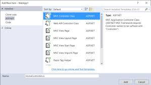 Migrating From ASP.NET MVC to ASP.NET Core MVC — ASP.NET documentation