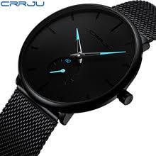 Best value <b>Crrju</b> Fashion <b>Mens Watches</b> Top Brand Luxury Quartz ...