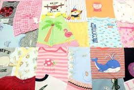New Memory Quilt from Baby Clothes   Amy Cavaness Designs & 06-IMG_3496 · Quilt from clothing Adamdwight.com