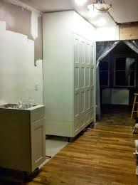 Full Size of Cabinets Oak Kitchen With Glass Doors Tall And Q Corner Cabinet  Home Depot ...