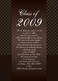 sample graduation invitations wording for graduation invitations template best template collection