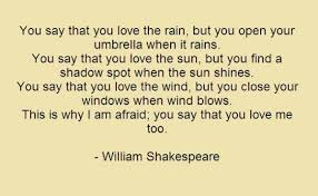 Sun Quotes Shakespeare