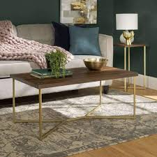 Arrange the end table and coffee table around your sofa for your tv remotes, books, magazines, decor, and more. 2 Piece Square Coffee Table Set English Elm