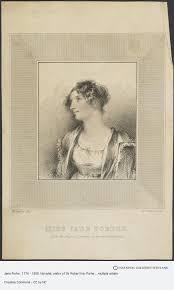 Jane Porter, 1776 - 1850. Novelist; sister of Sir Robert Ker Porter    National Galleries of Scotland