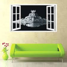 star wars wall decals star wars wall stickers waterproof removable wallpaper wallpapers force awaken wall star wars wall decals