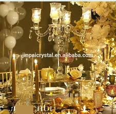 crystal chandelier table centerpieces crystal candelabra centerpieces whole crystal candelabra centerpieces whole supplieranufacturers at