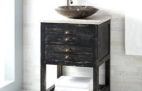 funky bathroom furniture. Funky Bathroom Furniture Rustic Painted Vanity Log Cabinet Medium Size . T