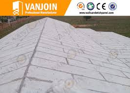 150mm eps precast concrete wall panels lightweight building material for prefab house