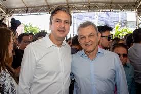 Resultado de imagem para deputado sarto camilo santana robero claudio e antonio henrique
