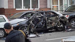 Pro-Chechen fighter killed in car blast in Kyiv -Euromaidan Press |