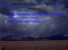 roll of thunder hear my cry essay thesis statement for not college admission essay computer science