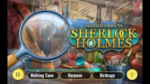 The daily hidden object game challenges you daily, is completely free and you can play any of the previous 7 days scenes. Sherlock Holmes Hidden Objects Game Best Detective Games For Android 2019 Youtube