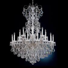 schonbek 3662 new orleans crystal 24 light up lighting 2 tier