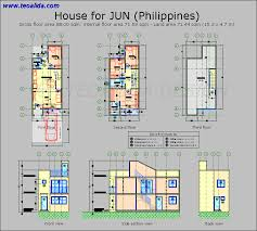 3d house design front view house for jun philippines