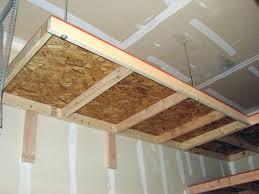 image of overhead garage storage model