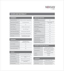 product spec sheet template product sheet template templates instathreds co