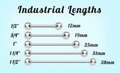 Measuring Body Jewelry Piercings Piercings Daith