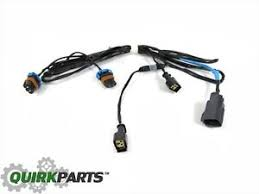 05 10 chrysler 300 front fog light lamp wiring harness oem new image is loading 05 10 chrysler 300 front fog light lamp