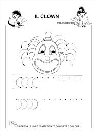Disegni E Schede Operative Scuola Dellinfanzia