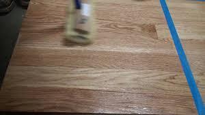 refinishing hardwood floors with bona woodline oil based floor finish