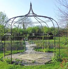 create vertical interest in a garden