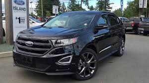 2018 ford edge. beautiful edge 2018 ford edge sport front view intended ford edge e