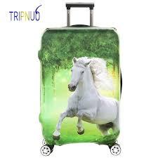 <b>Чехол для</b> чемодана TRIPNUO Horse, плотный <b>эластичный</b> ...