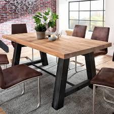 Esstisch Holz Metall Design Schön Gartenmobel Tisch