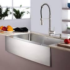 excellent single stainless steel kitchen sink 8 decorative bowl sinks allora usa kh 2318 23 x 18 10 handmade undermount 2 f8aa7e7b ba0d 492f a141