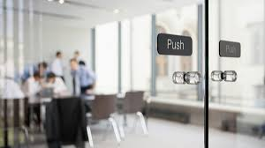 images of an office. Transparent Glass Doors Leading To An Office Images Of U