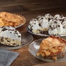Fresh Baked Pies Eatn Park Restaurants