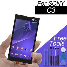 Sony Xperia C3 display screen ...