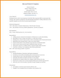 Modern Resume Template 118 10 Templates Word | Mhidglobal.org