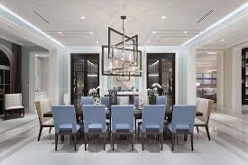 contemporary dining room. Modern Crown Molding For Contemporary Dining Room O